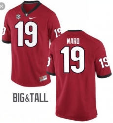 Men Nike Hines Ward #19 Alumni Red NCAA Jersey