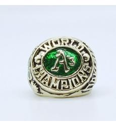 MLB Oakland Athletics 1974 Championship Ring