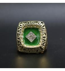 MLB Oakland Athletics 1989 Championship Ring