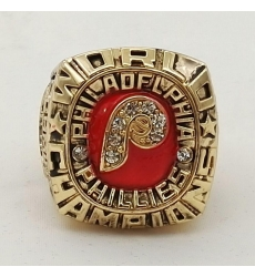MLB Philadelphia Phillies 1980 Championship Ring