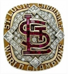 MLB St. Louis Cardinals 2006 Championship Ring