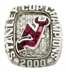 NHL New Jersey Devils 2000 Championship Ring