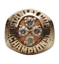 NHL New York Islanders 1983 Championship Ring