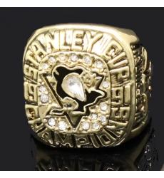 NHL Pittsburgh Penguins 1991 Championship Ring