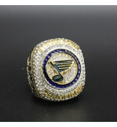 NHL St. Louis Blues 2019 Championship Ring