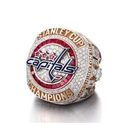 NHL Washington Capitals 2018 Championship Ring