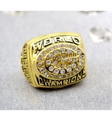 NFL Green Bay Packers 1996 Championship Ring