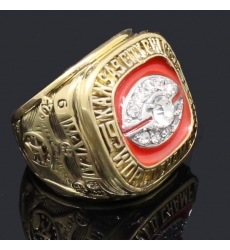 NFL Kansas City Chiefs 1969 Championship Ring