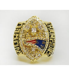 NFL New England Patriots 2004 Championship Ring 1