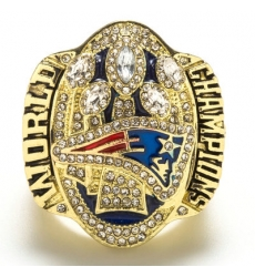 NFL New England Patriots 2017 Championship Ring