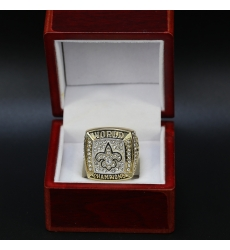 NFL New Orleans Saints 2009 Championship Ring
