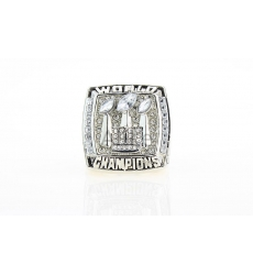 NFL New York Giants 2007 Championship Ring