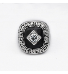 NFL Oakland Raiders 1967 Championship Ring
