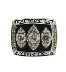 NFL Oakland Raiders 1983 Championship Ring