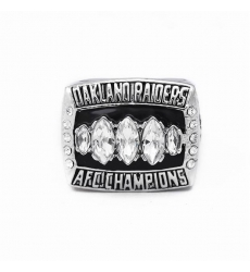 NFL Oakland Raiders 2002 Championship Ring
