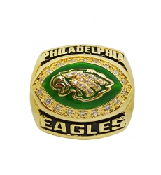 NFL Philadelphia Eagles 2004 Championship Ring