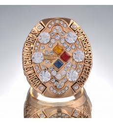 NFL Pittsburgh Steelers 2008 Championship Ring