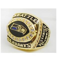 NFL Seattle Seahawks 2005 Championship Ring