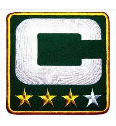 Stitched NFL PackersJets Jersey C Patch