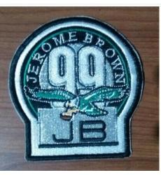 Stitched NFL Philadelphia Eagles Jersey Patch