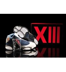 Air Jordan 13 XIII Shoes 2013 Mens Shoes Navy Blue Grey Sale