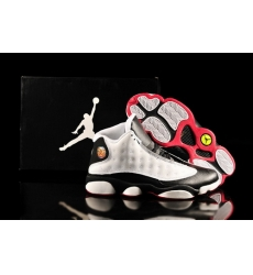 Air Jordan 13 XIII Shoes 2013 Mens Shoes White Black Red For Sale