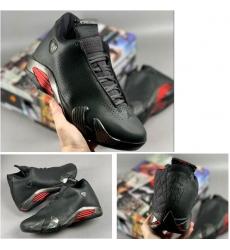 Air Jordan 14 SE Black Ferrari Men Shoes