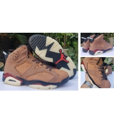 Air Jordan 6 Retro Levis Jeans Yellow