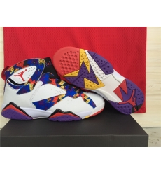 Nike Air Jordan 7 Men Basketball Shoes 008