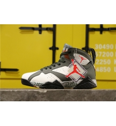 Nike Air Jordan 7 Men Basketball Shoes 013