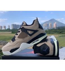 Air Jordan 4 Retro Mushroom Men Shoes