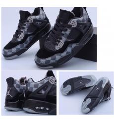 Air Jordan 4 Retro XJP658 ZXL Men Shoes