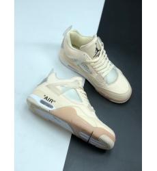 NIKE AIR JORDAN 4 AJ4 SPACE JAM Men Shoes