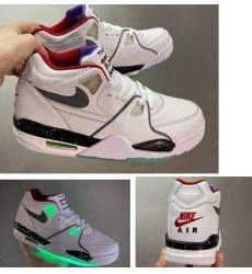 Nike Air 652 White Laser Luminous Men Shoes