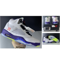 Air Jordan 5 Men Shoes Retro OG Alternate Bel-Air