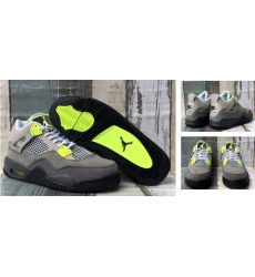 Air Jordan 3 Retro Men Shoes 3M Gray Green