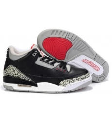 Jordan 3 Men Classic Retro Shoes
