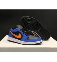 Air Jordan 1 Low Shoes Women 013