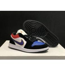 Air Jordan 1 Low Shoes Women 015