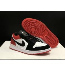 Air Jordan 1 Low Shoes Women 018