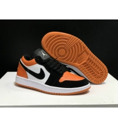 Air Jordan 1 Low Shoes Women 021
