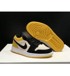 Air Jordan 1 Low Shoes Women 030