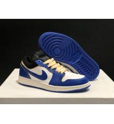 Air Jordan 1 Low Shoes Women 034
