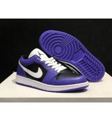Air Jordan 1 Low Shoes Women 041