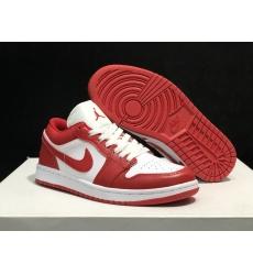 Air Jordan 1 Low Shoes Women 045
