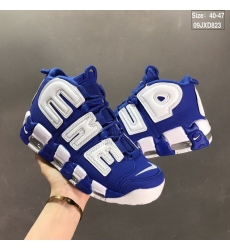 Supreme x Nike Air More Uptempo Men Shoes 002