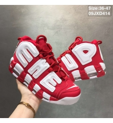 Supreme x Nike Air More Uptempo Men Shoes 004