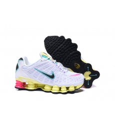 Nike Shox TL Women Shoes 004