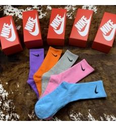 Nike Colour Socks 5 in 1 Model 002
