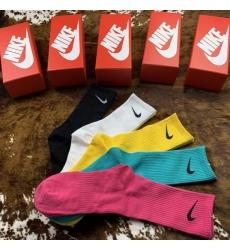 Nike Colour Socks 5 in 1 Model 003